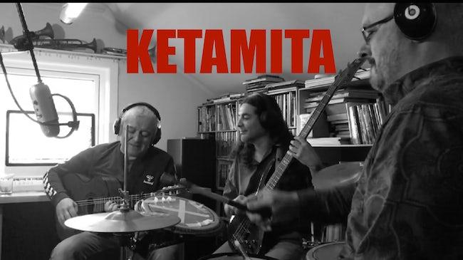 Ketamita Credits: