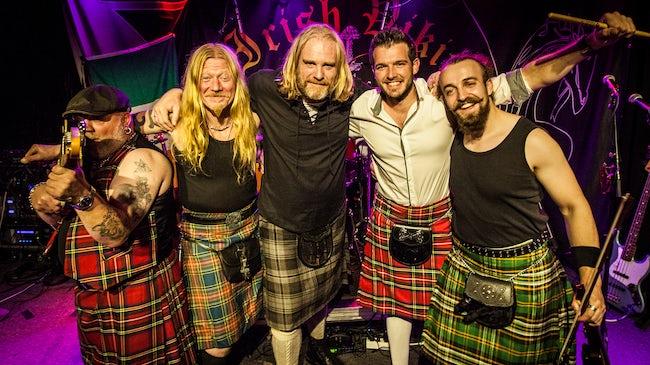 The Irish Vikings Credits: