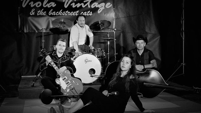 Viola Vintage & The Backstreet Cats Credits: